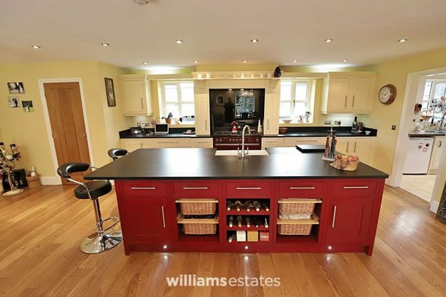Kitchen of Cilcain Road, Pantymwyn, Mold CH7