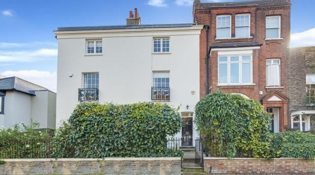 4 bed terraced house for sale in Downshire Hill, Hampstead Village, London