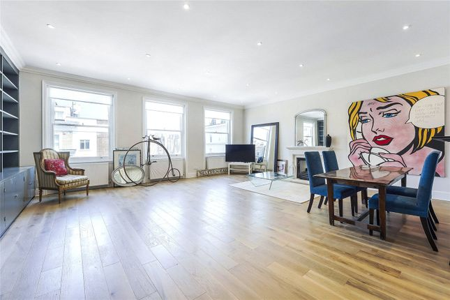 4 bed flat to rent in Elvaston Place, South Kensington, London SW7