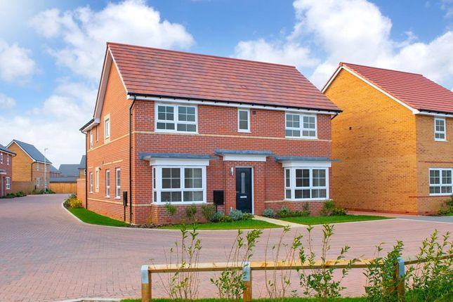 "Thumbnail Detached house for sale in ""Alnmouth"" at Aqua Drive, Hampton Water"