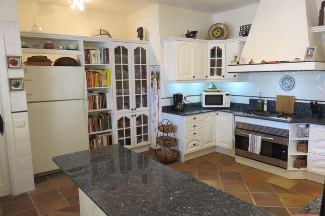 Kitchen  of San Agustin, San Jose, Ibiza, Balearic Islands, Spain