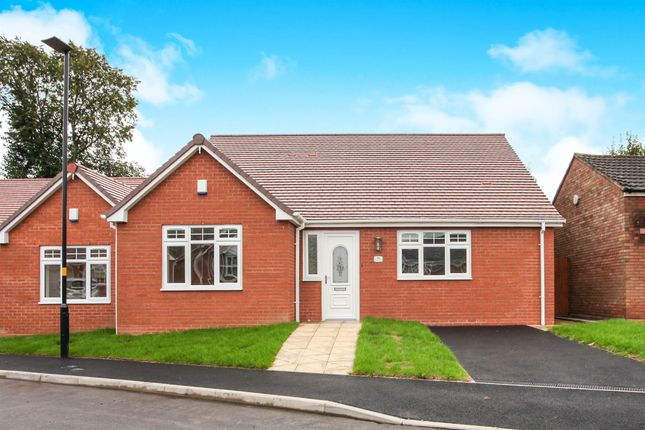 Thumbnail Semi-detached bungalow for sale in Plants Close, Off Jockey Road, Sutton Coldfield