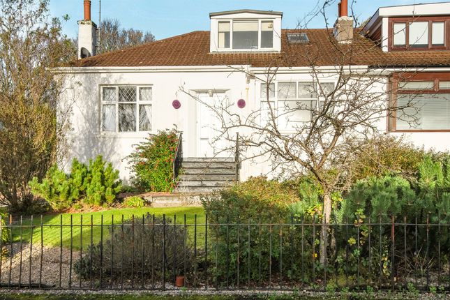 Thumbnail Semi-detached bungalow for sale in Etive Drive, Giffnock, Glasgow