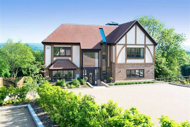 Thumbnail Detached house for sale in Gravesend Road, Wrotham, Sevenoaks, Kent