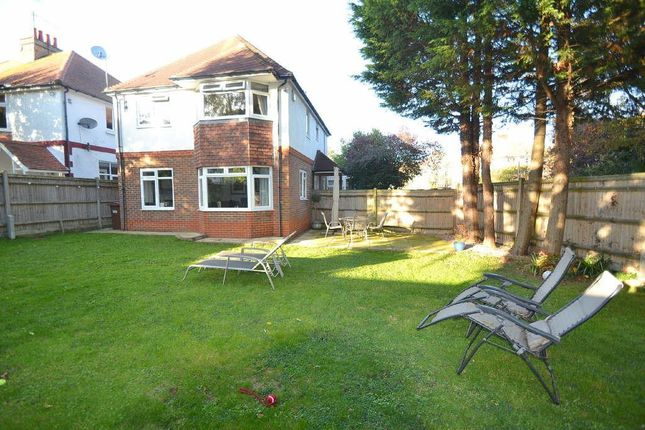 Thumbnail Detached house for sale in Freeman Avenue, West Hampden Park, Eastbourne