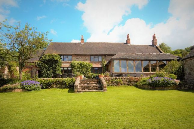 Thumbnail Cottage for sale in Farley Road, Oakamoor, Stoke-On-Trent