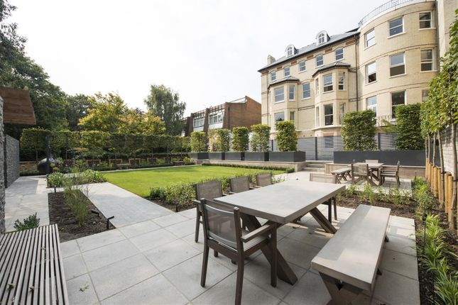 Thumbnail Flat to rent in Arkwright Road, London