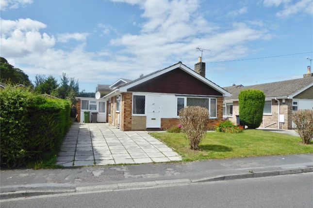 Thumbnail Detached bungalow to rent in Otterwood Lane, Foxwood, York