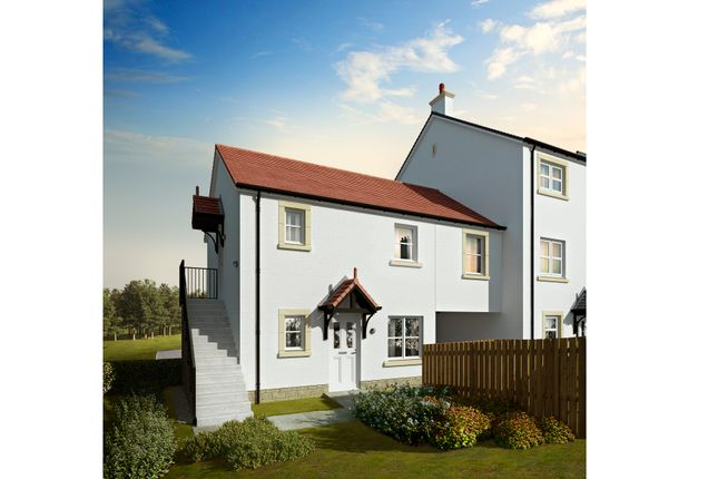 Thumbnail Detached house for sale in Carrongrove, Off Tarduff Place, Stoneywood, Falkirk