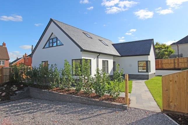 Thumbnail Detached house for sale in Willand Road, Cullompton