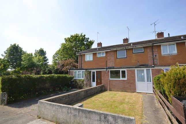 Thumbnail Terraced house to rent in Balmoral Road, Yeovil