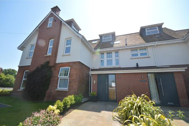 Thumbnail Flat for sale in Lydwin Grange, Stevenstone Road, Exmouth