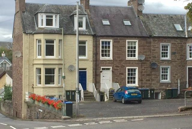 Thumbnail Flat to rent in Burrell Square, Crieff