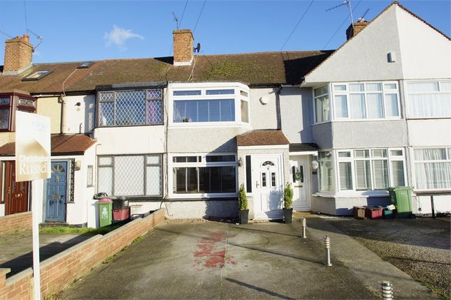 Thumbnail Terraced house for sale in Ramillies Road, Sidcup, Kent