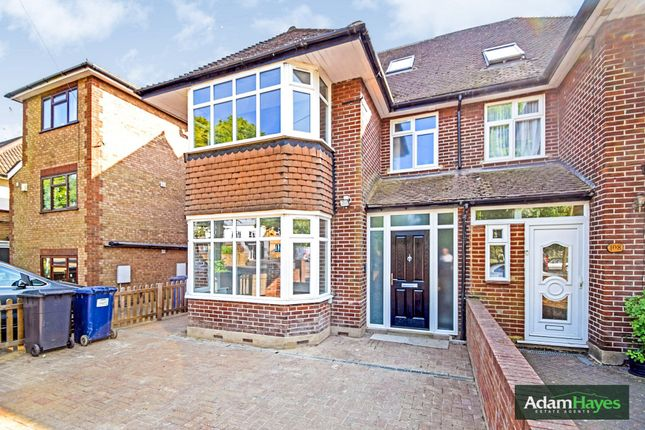 Thumbnail Semi-detached house to rent in East End Road, Finchley Central