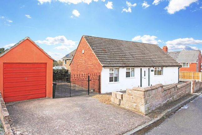 Thumbnail Detached bungalow for sale in Wesdeane, Gate Street, Telford