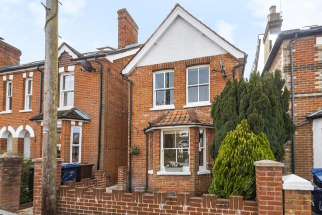 Thumbnail Detached house for sale in St. Georges Road, Farnham