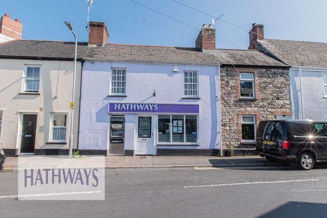 Thumbnail Property to rent in Backhall Street, Caerleon, Newport