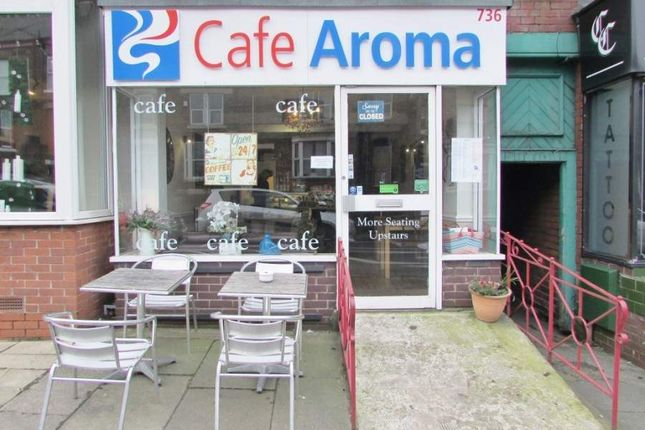 Restaurant/cafe for sale in 736 Ecclesall Road, Sheffield S11 8Tb