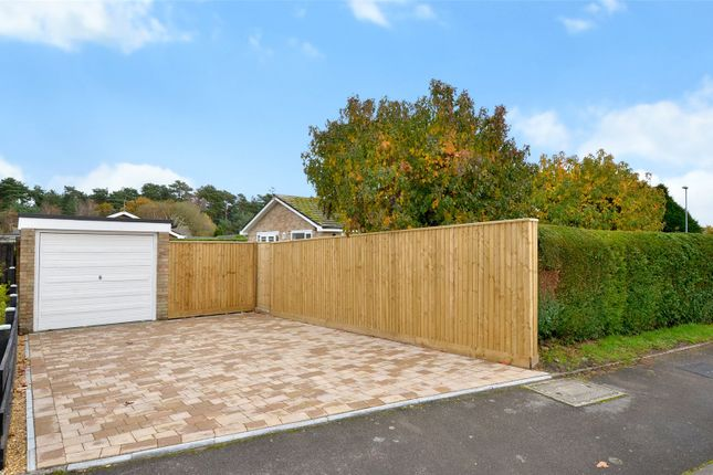 Double Driveway of Uplands Road, West Moors, Ferndown, Dorset BH22