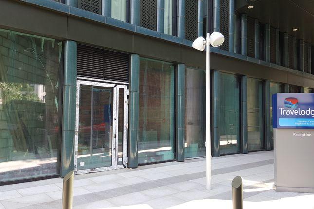 Thumbnail Retail premises to let in Newington Causeway, London