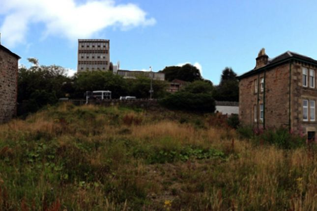 Front View of Land At Academy Road, Rothesay, Isle Of Bute PA20