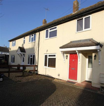 Thumbnail Terraced house to rent in Britannia Crescent, Lyneham, Wiltshire