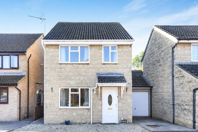 Thumbnail Link-detached house to rent in Thorney Leys, Witney