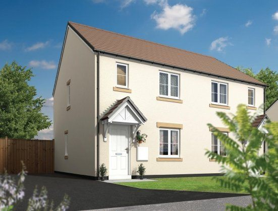 Thumbnail Terraced house for sale in Carnebo Hill, Goonhavern, Truro