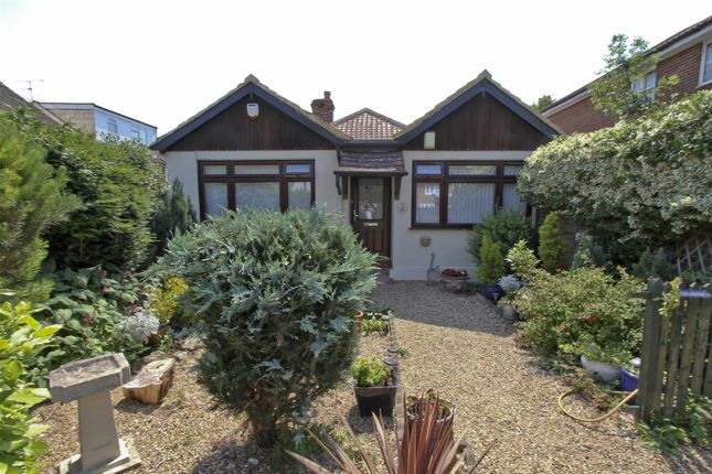 Thumbnail Detached bungalow for sale in Great Central Avenue, Ruislip