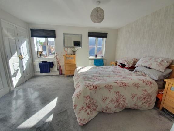 Master Bedroom of Kings Drive, Stoke Gifford, Bristol, Gloucestershire BS34