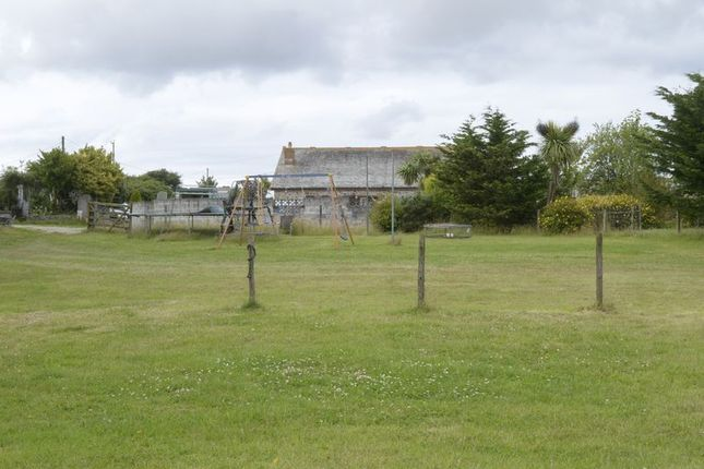 Thumbnail Farm for sale in Penhale Road, Carnhell Green, Camborne