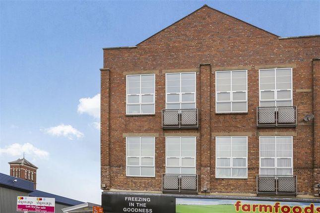 Thumbnail Flat to rent in Elizabeth Court, Green Street, Kidderminster