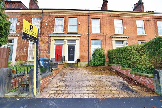 Thumbnail Terraced house to rent in Park Road, Salford