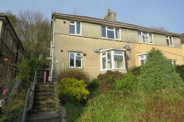 Thumbnail Flat for sale in Pike Road, Efford, Plymouth