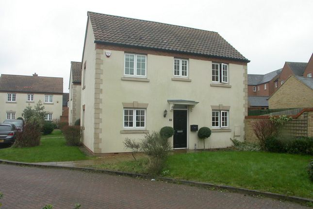 Thumbnail 1 bed detached house for sale in Stanycke Lane, Milton Keynes