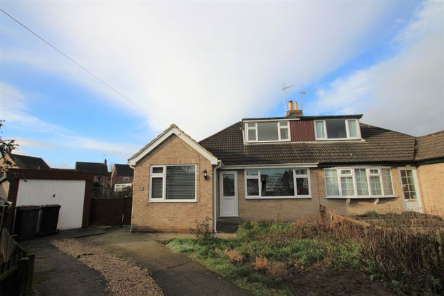 Thumbnail Semi-detached bungalow for sale in Chatsworth Grove, Boroughbridge, York