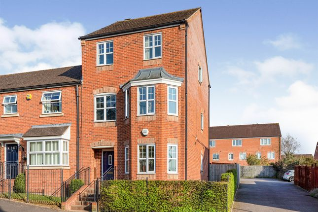 4 bed semi-detached house for sale in Lloyds Way, Bishopton, Stratford-Upon-Avon CV37