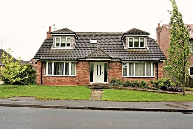Thumbnail Detached bungalow for sale in St. Peters Walk, Hull