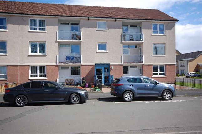 Thumbnail Flat for sale in Halley Place, Glasgow