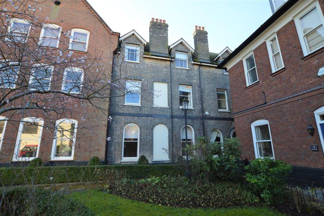 Thumbnail Town house for sale in Wingfield Street, Ipswich