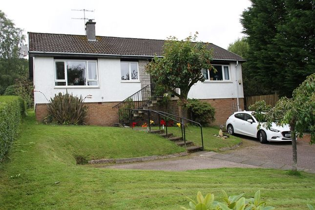 Thumbnail Detached bungalow for sale in Glengilp Farm Road, Ardrishaig