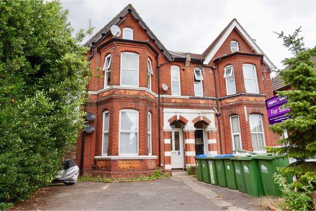 Thumbnail Flat for sale in 30 Landguard Road, Southampton