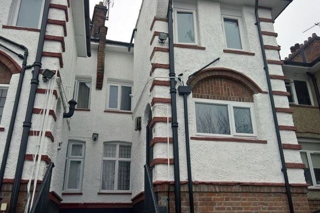 Thumbnail Flat for sale in The Grangeway, London