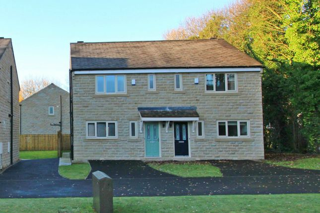 Thumbnail Semi-detached house to rent in Perseverance Place, Holmfirth