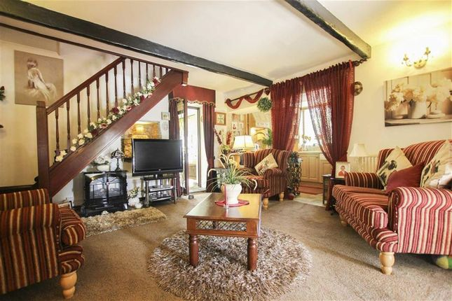 Thumbnail Cottage for sale in Whittam Court, Worsthorne, Lancashire