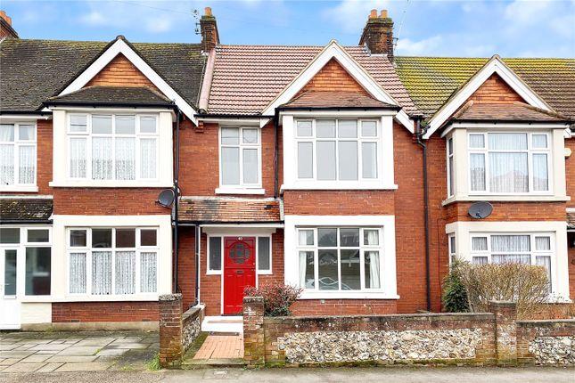 Thumbnail Terraced house for sale in North Ham Road, Littlehampton
