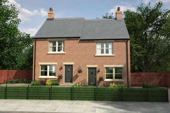 Thumbnail Semi-detached house for sale in Throckley, Newcastle Upon Tyne
