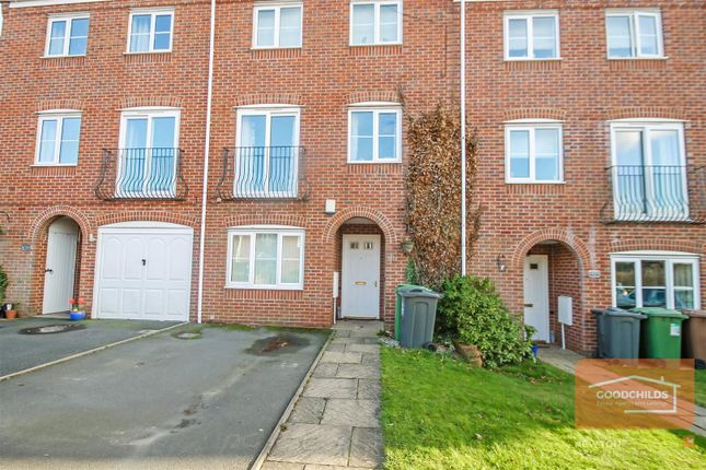 4 bed terraced house to rent in Windrush Close, Pelsall, Walsall WS3