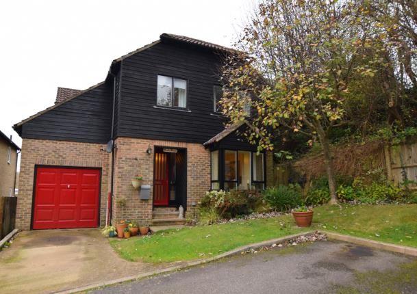 Thumbnail Detached house for sale in Elliots Way, Heathfield, East Sussex